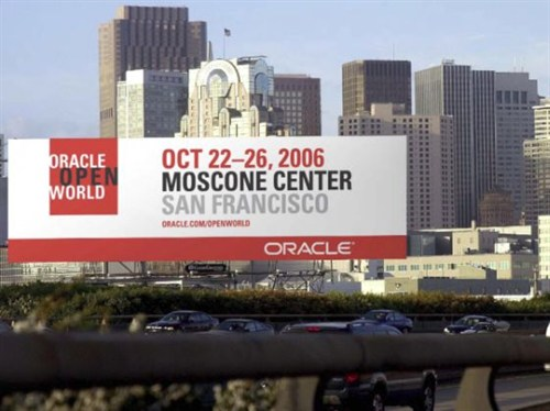 Oracle OpenWorld 2006